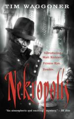 Cover for Nekropolis by Tim Waggoner