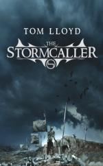 Cover for The Stormcaller by Tom Lloyd
