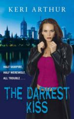 Cover for The Darkest Kiss by Keri Arthur