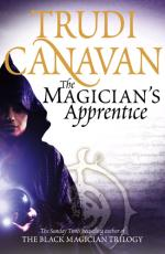 Cover for The Magician's Apprentice by Trudi Canavan