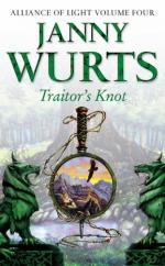 Cover for Traitor's Knot, Alliance Of Light by Janny Wurts