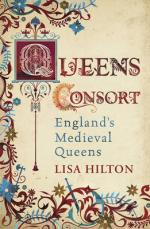 Cover for Queens Consort by Lisa Hilton