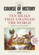 The Course of History Ten Meals That Changed the World by Struan Stevenson, Tony Singh