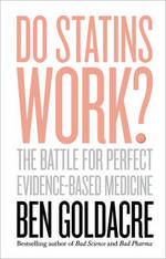 Cover for Statins by Ben Goldacre