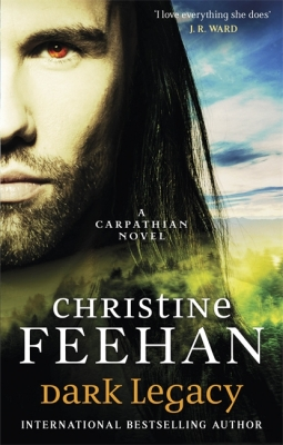 Cover for Dark Legacy by Christine Feehan