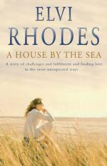 Cover for A House by the Sea by Elvi Rhodes