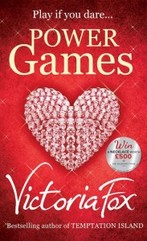 Cover for Power Games by Victoria Fox