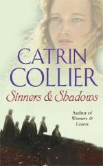 Cover for Sinners And Shadows by Catrin Collier