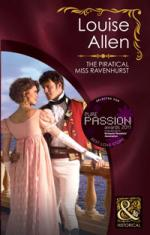 Cover for The Piratical Miss Ravenhurst by Louise Allen