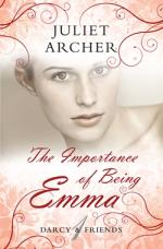 Cover for The Importance of Being Emma by Juliet Archer