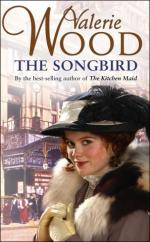 Cover for The Songbird by Valerie Wood