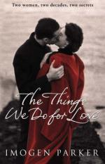 The Things We Do for Love by Imogen Parker