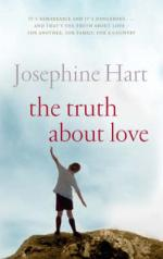 Cover for The Truth About Love by Josephine Hart