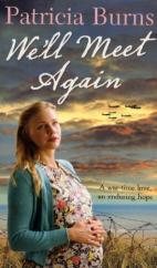 Cover for We'll Meet Again by Patricia Burns