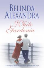 Cover for White Gardenia by Belinda Alexandra