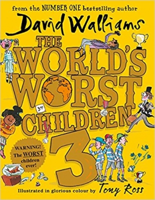 Cover for The World's Worst Children 3 by David Walliams