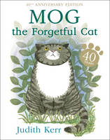 Cover for Mog the Forgetful Cat by Judith Kerr