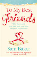 Cover for To My Best Friends by Sam Baker