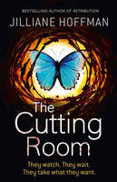 Cover for The Cutting Room by Jilliane Hoffman