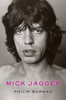 Cover for Mick Jagger Satan from Suburbia by Philip Norman