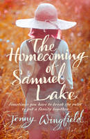 Cover for The Homecoming of Samuel Lake by Jenny Wingfield