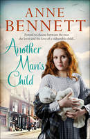 Cover for Another Man's Child by Anne Bennett
