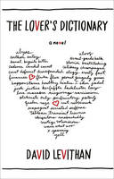 The Lover's Dictionary by David Levithan