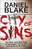 Cover for City of Sins by Daniel Blake