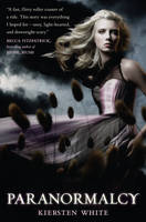 Cover for Paranormalcy by Kiersten White