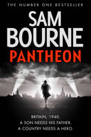 Cover for Pantheon by Sam Bourne
