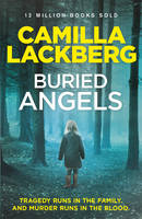 Cover for Buried Angels by Camilla Lackberg