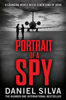 Cover for Portrait of a Spy by Daniel Silva