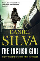 Cover for The English Girl by Daniel Silva