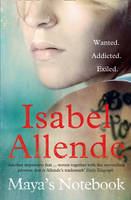 Cover for Maya's Notebook by Isabel Allende