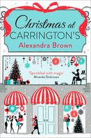 Cover for Christmas at Carrington's by Alexandra Brown