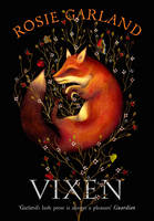 Cover for Vixen by Rosie Garland