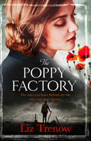 Cover for The Poppy Factory by Liz Trenow