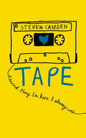 Cover for Tape by Steven Camden