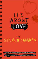 Cover for It's About Love by Steven Camden