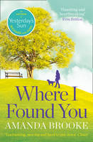 Cover for Where I Found You by Amanda Brooke