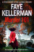 Cover for Murder 101 by Faye Kellerman