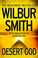 Cover for Desert God by Wilbur Smith