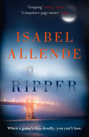 Cover for Ripper by Isabel Allende