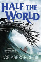 Cover for Half a World by Joe Abercrombie