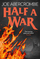 Cover for Half a War by Joe Abercrombie