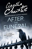 Cover for Poirot - After the Funeral by Agatha Christie