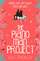 Cover for The Piano Man Project by Kat French