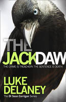 Cover for The Jackdaw by Luke Delaney