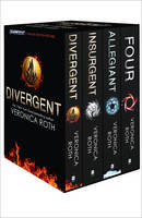 Divergent Series Box Set (Books 1-4 Plus World of Divergent) by Veronica Roth