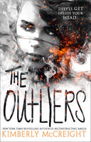 Cover for The Outliers by Kimberly McCreight